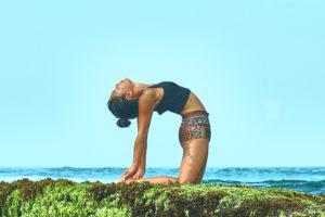 Xiao Yogini Wonderer International Yoga Teacher